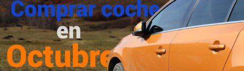 comprar coche en octubre