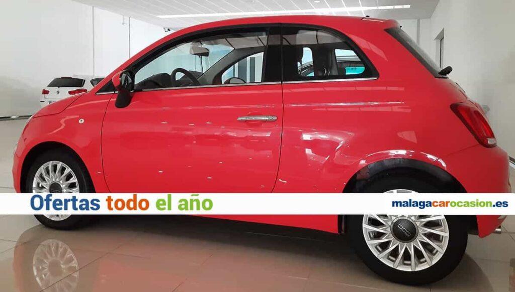 ofertas coches en Malaga