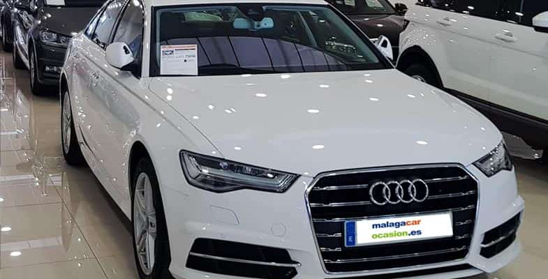 second-hand Audi in Malaga