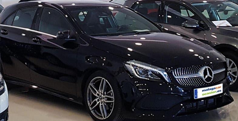 Mercedes-Benz second hand sale